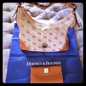 Dooney and Bourke purse  and wallet
